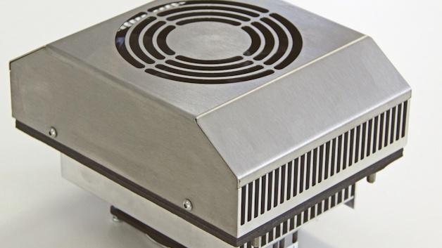 Kompakte Schaltschrank-Kühlgeräte von ELMEKO sind UL-zugelassen