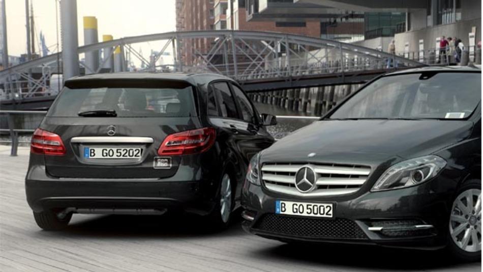 Die Daimler Mobility Services bietet ab Frühjahr erstmals Carsharing mit Mercedes-Benz-Fahrzeugen an.