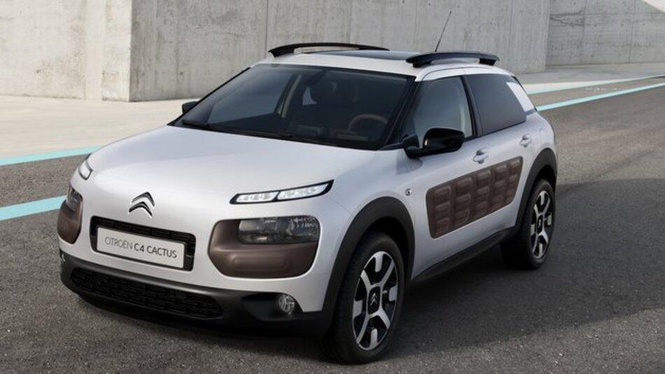 Trotz seiner ganz anderen Optik hat der Citroën C4 Cactus einige Gemeinsamkeiten mit der legendären Ente.