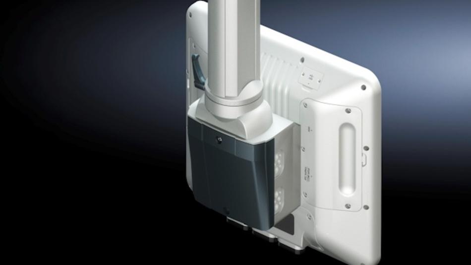 Tragarmsystem CP mit VESA-Anschlusskonsole