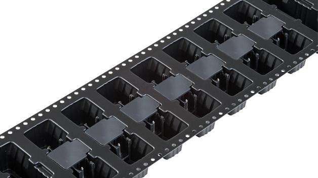 Die PTR Messtechnik hat das Produktspektrum ihrer 950er Stiftleisten-Serie um zwölf reflowfähige Varianten erweitert