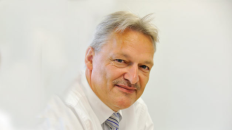 """Friedhelm Pickhard, Vorsitzender der Geschäftsführung der ETAS GmbH: """"Die Herausforderungen ändern sich, die Mission bleibt bestehen""""."""