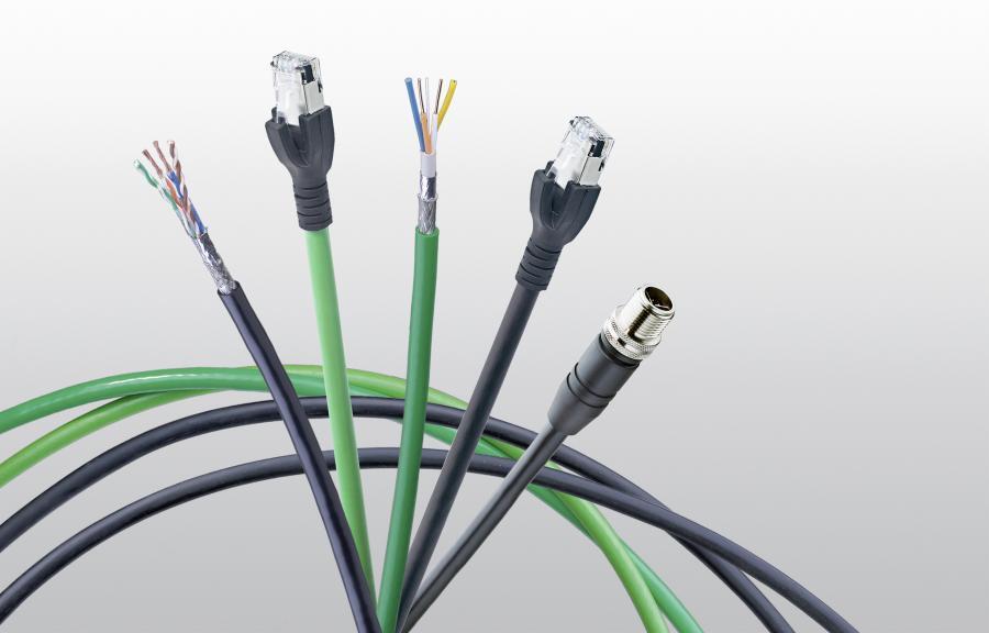 Neue Industrial-Ethernet-Kabel von Belden