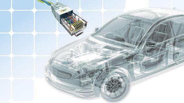 Ethernet spielt im Automotive- Bereich eine immer wichtigere Rolle.