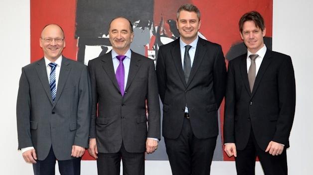 Mit Wirkung zum 01.02.2014 hat die BINDER GmbH eine neue Führungsspitze einberufen