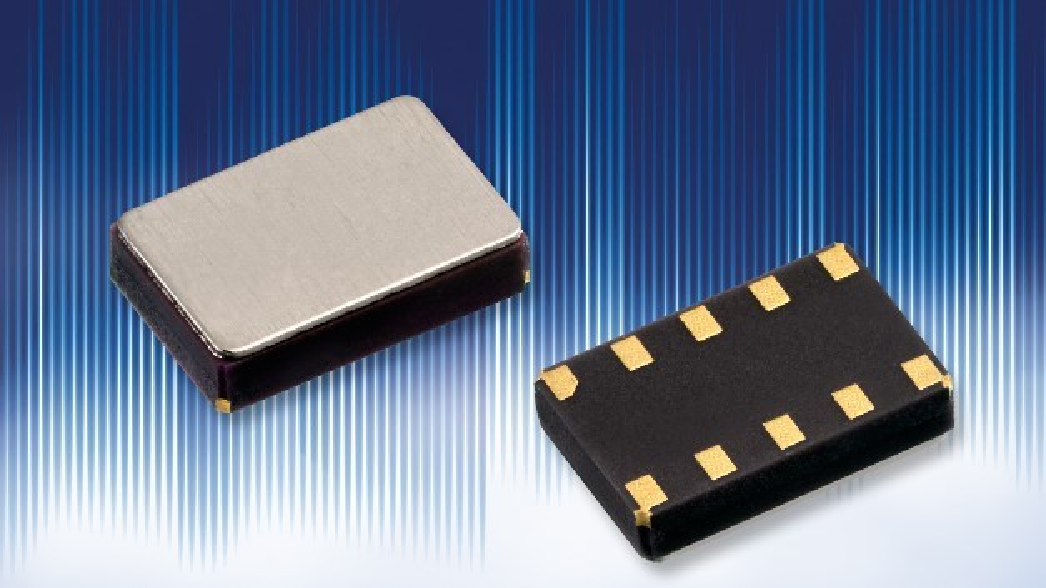Micro Crystals vier RTC-Module der C3-Bauform stecken in einem Miniaturgehäuse mit Abmessungen von 2,7 x 2,5 x 0,9 mm.