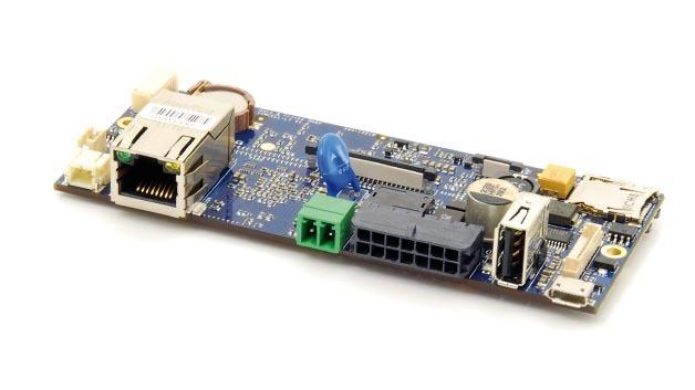 Das ARM-Cortex-A8-System Vincell LT core enthält alle Komponenten für ein »headless« System.
