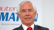 Manfred Bonetsmüller, Geschäftsführer und Eigner von Somic Verpackungsmaschinen
