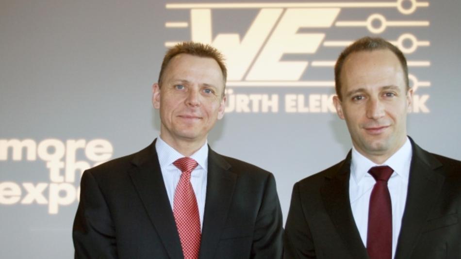 Mit Beginn des Jahres 2014 hat die Würth Elektronik eiSos GmbH & Co. KG die Verantwortlichkeiten für ihre Steckverbindersparte neu definiert