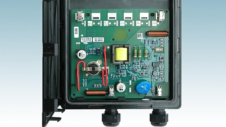 """Bei der """"intelligenten"""" PV-Anschlussdose Mitroswitch 2000 von Mitrosunic dient die Printklemme PTSPL 6 als Leiteranschluss."""