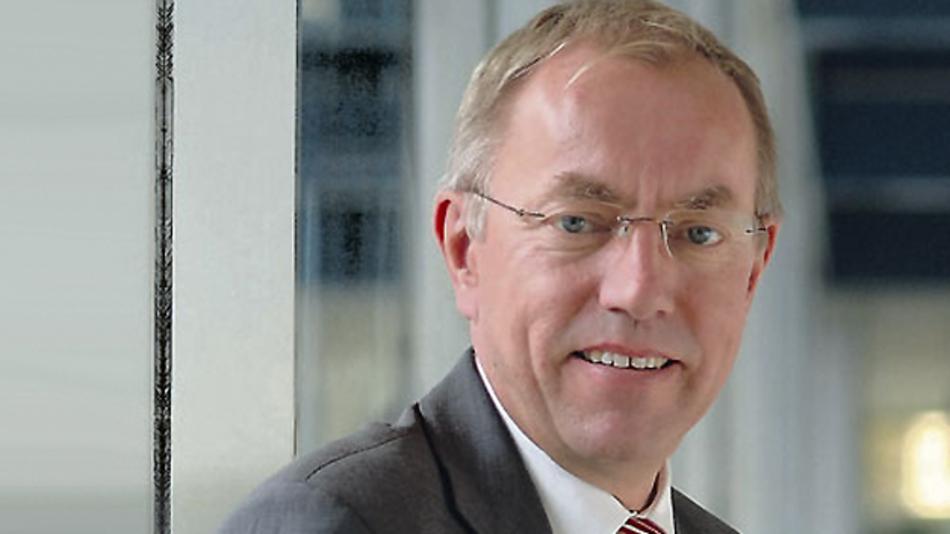 Dr. Ralph Wiechers, VDMA: »Trotz hoffnungsvollem Start kommt der Maschinenbau auch 2014 nur schwer in Gang.«