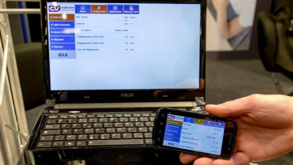 """Mit """"MicroEJ"""" bekommen auch Geräte mit kleinen Controllern eine intelligente Benutzeschnittstelle. Die Basis dafür liefert eine virtuelle Java-Maschine, deren Speicherbedarf sich bis auf 50 KB reduzieren lässt."""