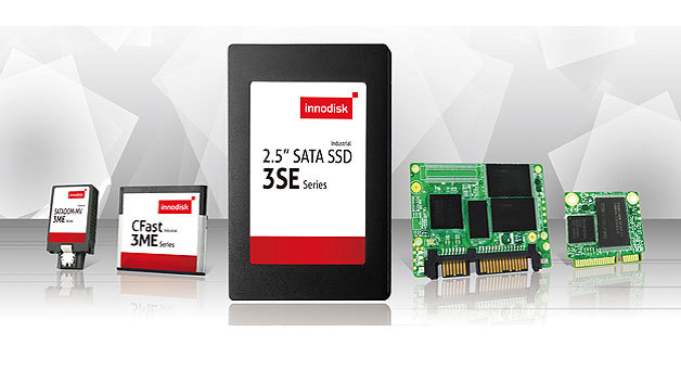 Solid State Drives mit Flash-Speicher