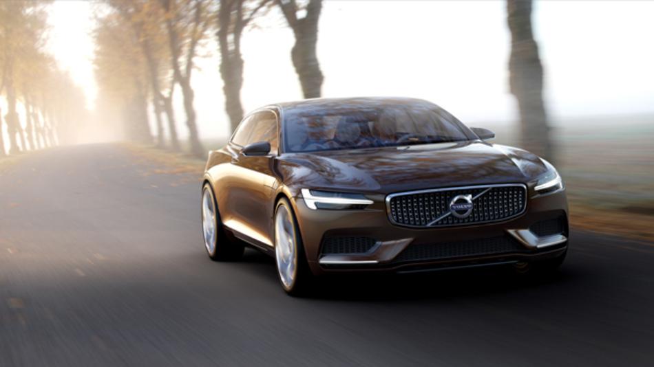 Das Volvo Concept Estate ist das letzte von drei Fahrzeugkonzepten, die Volvo vorgestellt hat. Der Kombi führt die Designsprache fort, die sich bereits beim Volvo Concept Coupé (Weltpremiere auf der IAA in Frankfurt im September 2013) und beim Volvo Concept XC Coupé (Weltpremiere auf der NAIAS in Detroit im Januar 2014) abgezeichnet haben.