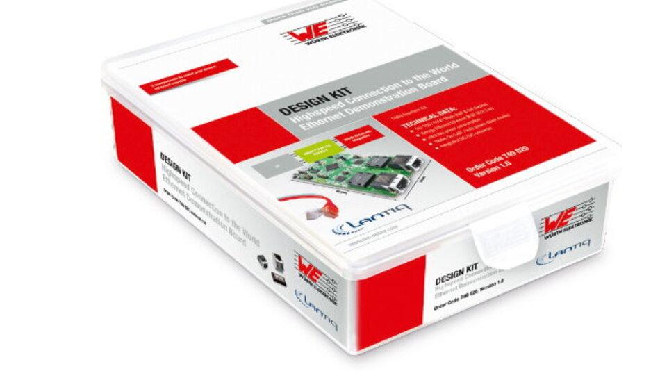 Demonstrations-Kit für die Implementierung von Ethernet