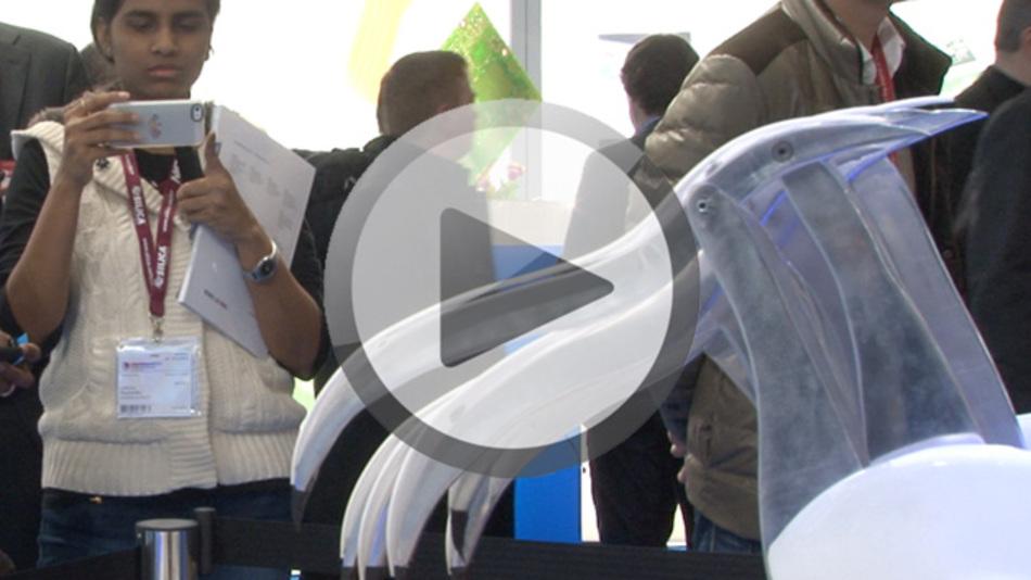 Vorschaubild zum Messefilm embedded world 2014