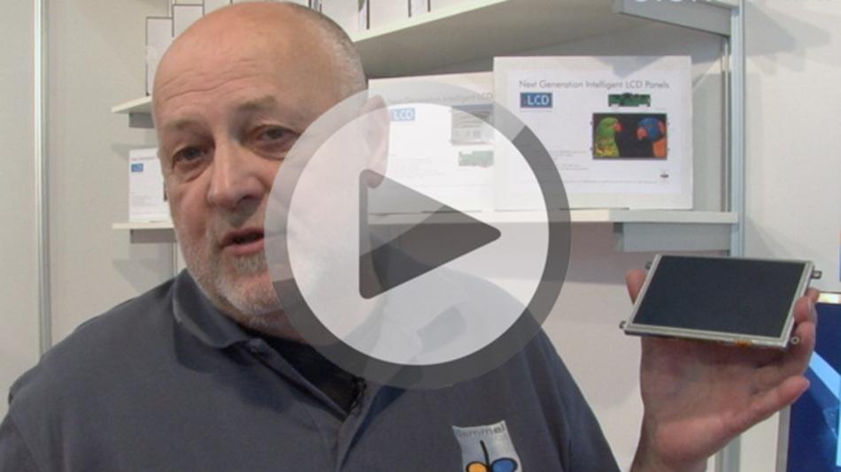 Videovorschaubild zum Film über Demmel Products' iLCDs auf der embedded world 2014