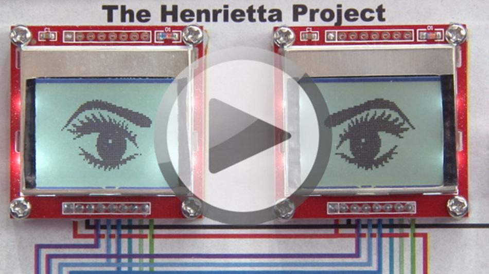 Videovorschaubild des Films über die Preisverleihung zum Cypress PSoC4-Designwettbewerbs auf der embedded world 2014