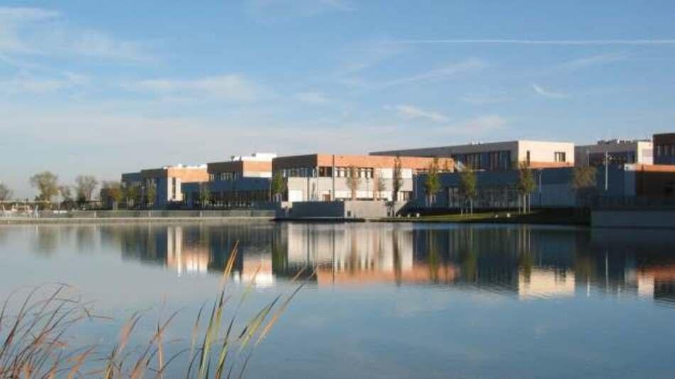 Die Infineon-Zentrale »Campeon«