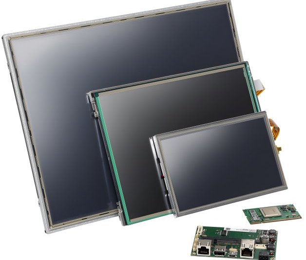 Embedded System Kit Touch-it CE Pico-ITX
