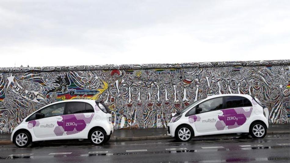 Rund 18 Monate nach dem Start des Citroen Multicity Carsharing Berlin kann der Hersteller das Geschäftsgebiet erweitern.