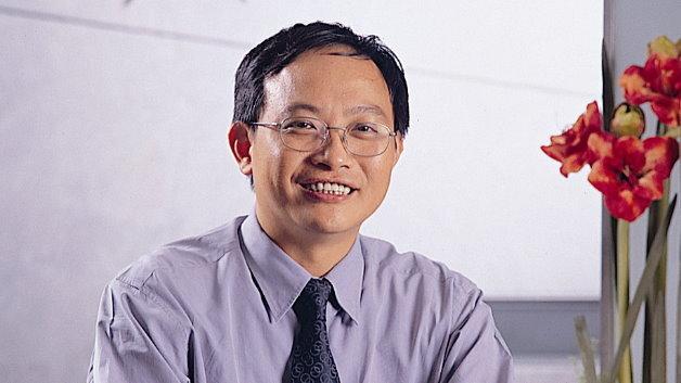 Jim Liu, CEO von Adlink