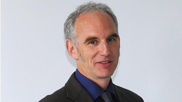 """Dr. Thomas Simmons, Geschäftsführer des AMA Verbandes: Mit einem Plus von 2 % beim Personal war 2014 ein """"ziemlich normales Jahr"""" für die Sensorik- und Messtechnik-Hersteller."""