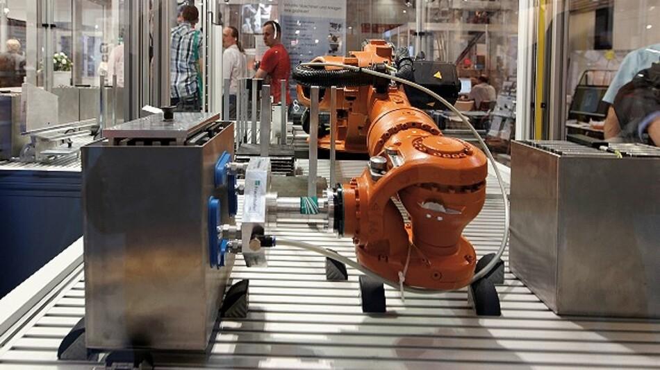 ROS-Anbindung für Industrieroboter von Kuka
