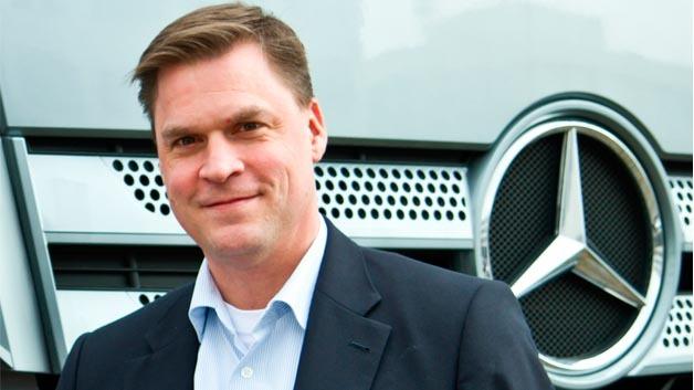 Dietrich Müller übernimmt ab April die Geschäftsführung der Daimler FleetBoard.