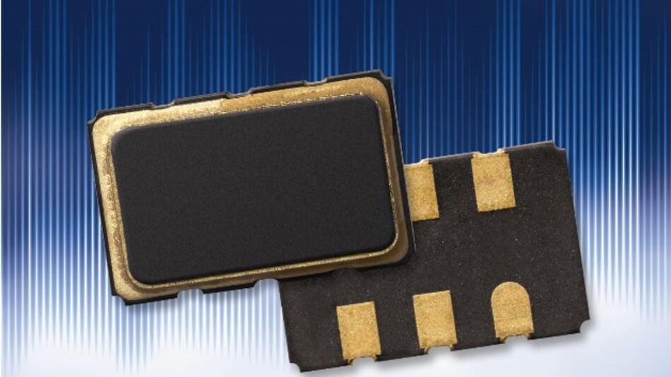 Binnen 14 Tagen liefert WDI die SMD-Oszillator-Serien ISM63/ISM64 mit einem weiten Frequenzbereich von 10 bis 1500 MHz.