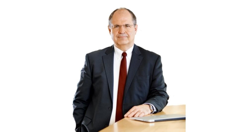 Dr. Ingo Bretthauer, CEO der LPKF