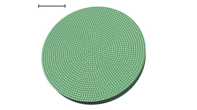 Bild 3. Kondensoroptik zur Farbmischung und Erzeugung des Lichtfeldes.