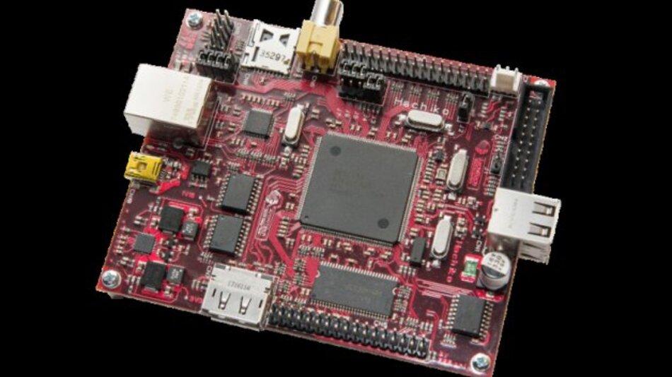 """Neues MPU-Entwicklungs-Board mit Embedded Linux Support ermöglicht signifikante Verkürzung der """"Time to Market"""