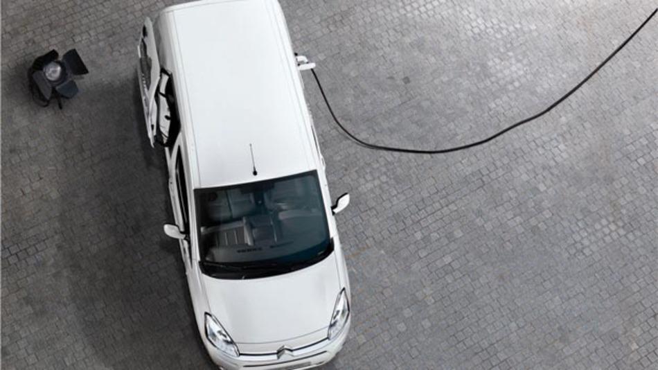 Steht ab sofort als Elektrovariante zur Verfügung: Der Citroen Berlingo.