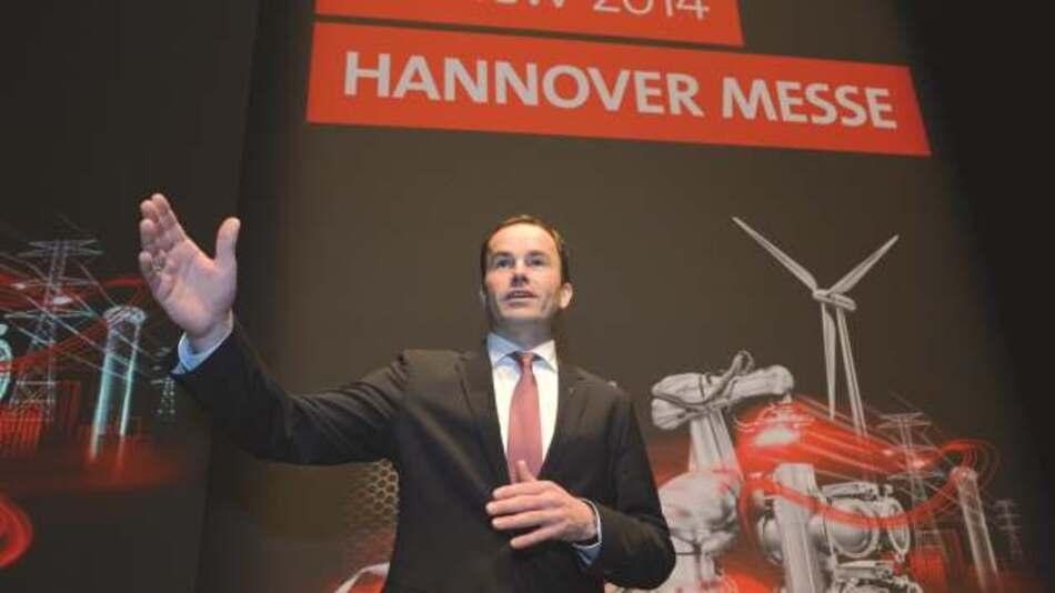 Dr. Jochen Köckler, Deutsche Messe AG: »In Zukunft werden intelligente Stromnetze und Endgeräte miteinander kommunizieren und so ein gewaltiges Energiespar-Potenzial heben.«