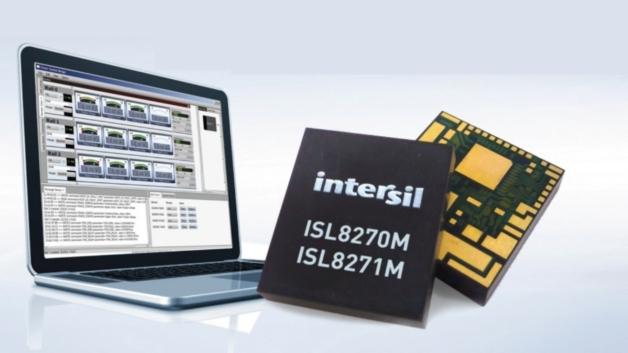 Neue Optionen durch Digitalisierung. Mit der grafischen Benutzeroberfläche PowerNavigator kann der Baustein ISL8270 konfiguriert werden, ohne eine Zeile Code geschrieben werden muss.