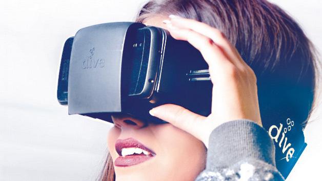 Datenbrille Durovis Dive