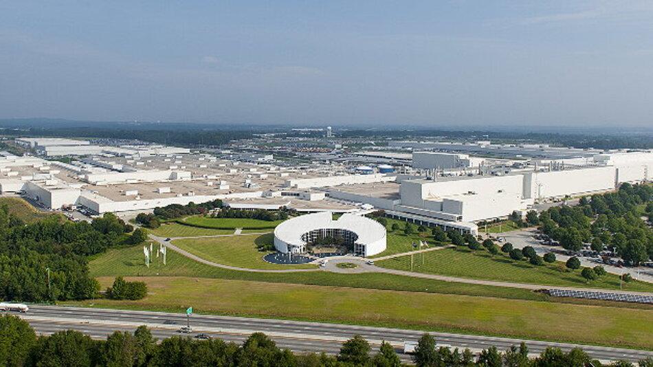 Auch der BMW X7 soll zukünftig in Spartanburg produziert werden.