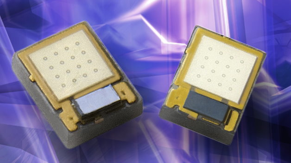 Die geringe Komponentenfläche der »Luxeon«-UV-LEDs ermöglicht dichte Arrays für hohe Bestrahlungsstärken.