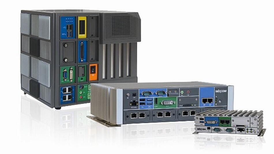 Auf den Automation-PCs von Nexcom beruht die Automatisierungslösung von Spectra.