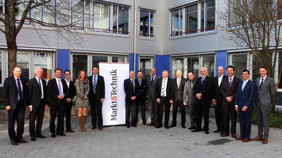 Teilnehmer des Distributions-Forum 2014