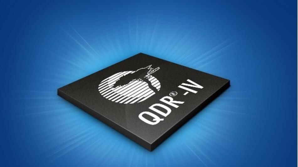 Eine RTR von bis zu 2132 Mio. Transaktionen/s ermöglichen Cypress' in Stückzahlen lieferbaren QDR-IV-SRAMs mit bis zu 144 MBit Kapazität.