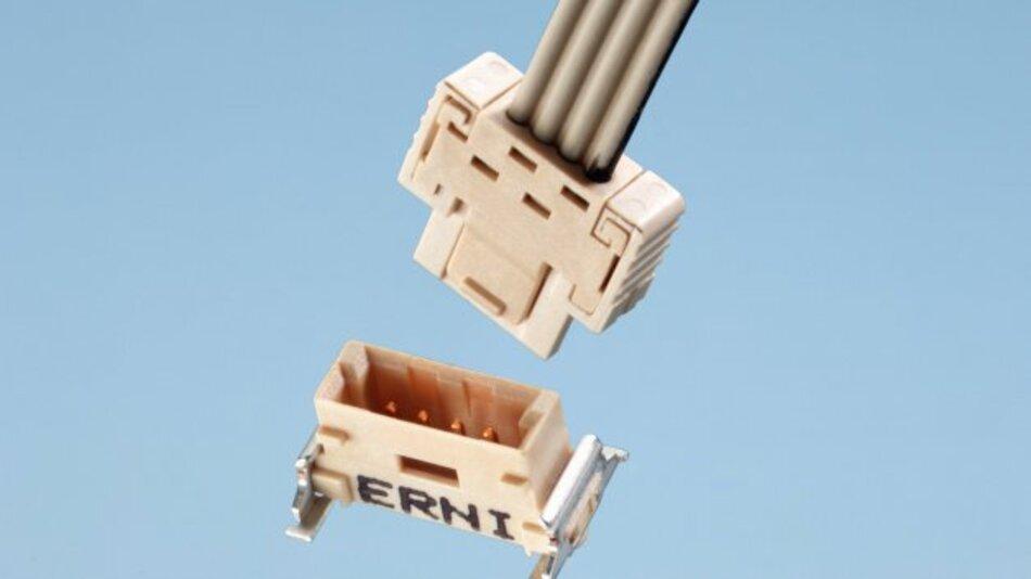 Kabelsteckverbinder für die Beleuchtungstechnik