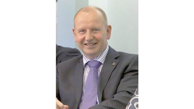 Howard Ingleson leitet die neu gegründete Knowles Capacitors in Norwich