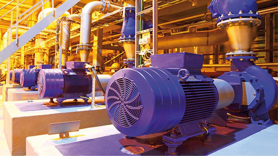Speziell für Industrie und Automobilapplikationen entwickeltes Hochspannungs-Ladungspumpen-IC