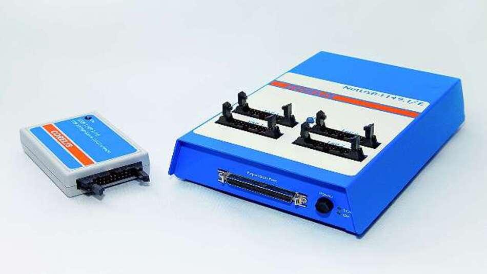 Bild 4: JTAG-Controller mit USB- oder Ethernet-Anschluss