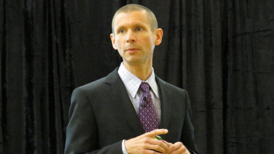 Tom Deitrich leitet bei Freescale das Netzwerk-Geschäft.