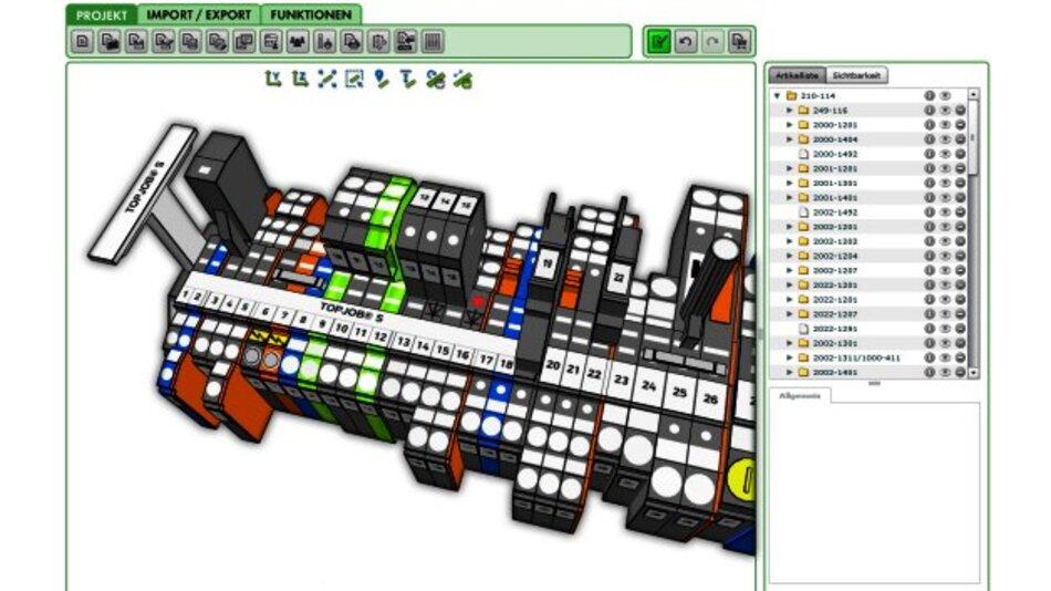 Noch besser online projektieren: der Smartdesigner NG