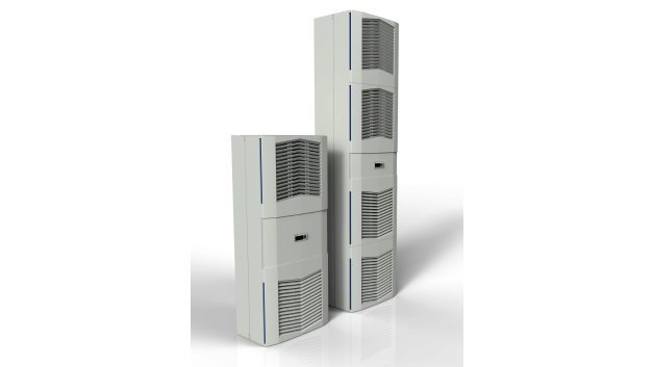 Neue Kühlgeräteserie Hoffman SpectraCool Slim Fit