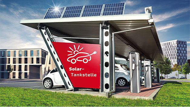 Besonders in Städten ist Elektromobilität durch die leisen und emissionsfreien Fahrzeuge ideal.